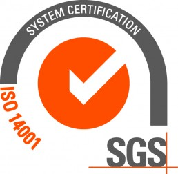 Ostromap - ISO 14001 certificate