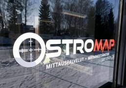 Maanmittaus mittauspalvelut Ostromap