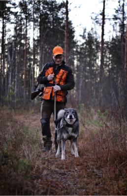 Maanmittausta ja metsästystä